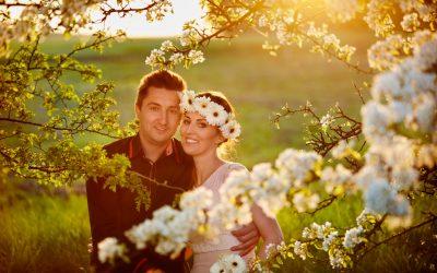 Ślub pod chmurką