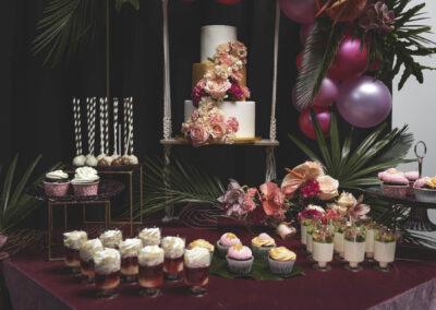 Konsultant ślubny / wedding planner Beautiful Moments Bydgoszcz - tort weselny, desery, dekoracje