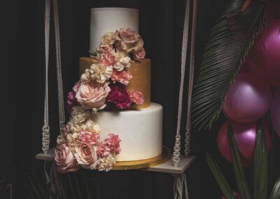 Organizacja wesela - desery i tort