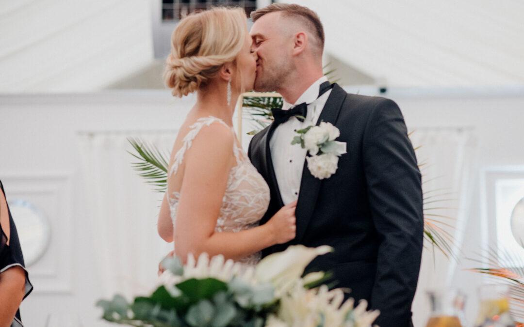 Wyjątkowy ślub i wesele Ani i Pawła